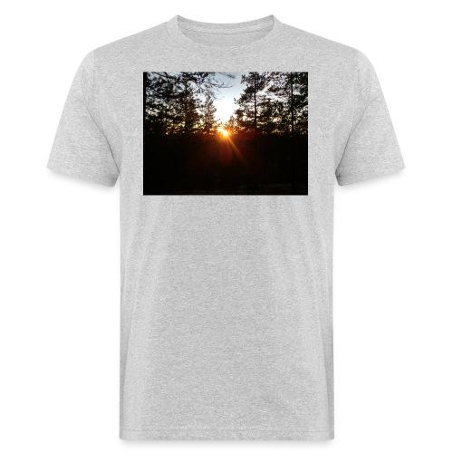 Finnish nature - Miesten luonnonmukainen t-paita