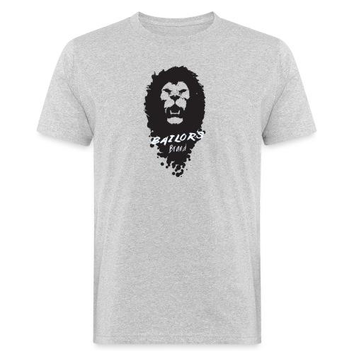 Bailors Brand Lion - Mannen Bio-T-shirt