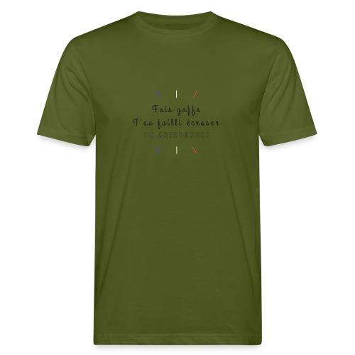 Aristochat - T-shirt bio Homme