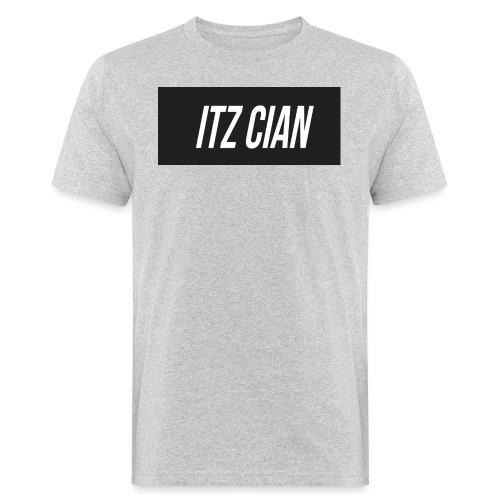 ITZ CIAN RECTANGLE - Men's Organic T-Shirt