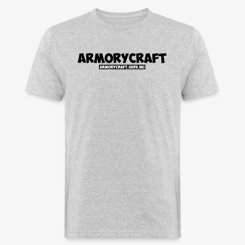 ArmoryCraft- Mannen korte mouw - Mannen Bio-T-shirt