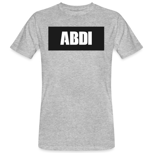 Abdi - Men's Organic T-Shirt