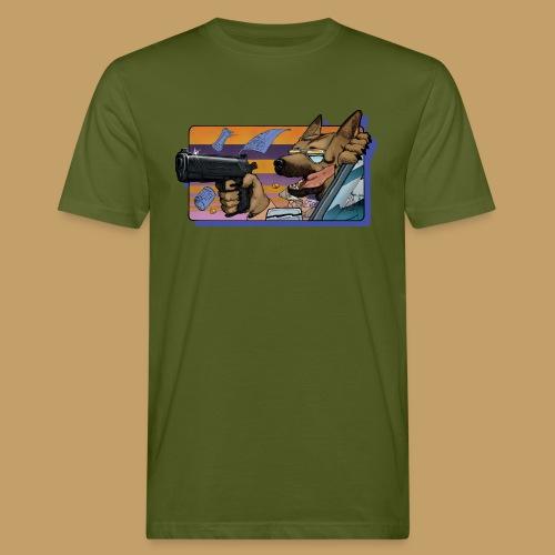 Gun Dog - bez napisu - Ekologiczna koszulka męska