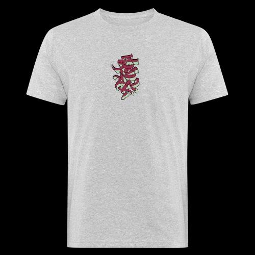Asian Vision - Männer Bio-T-Shirt