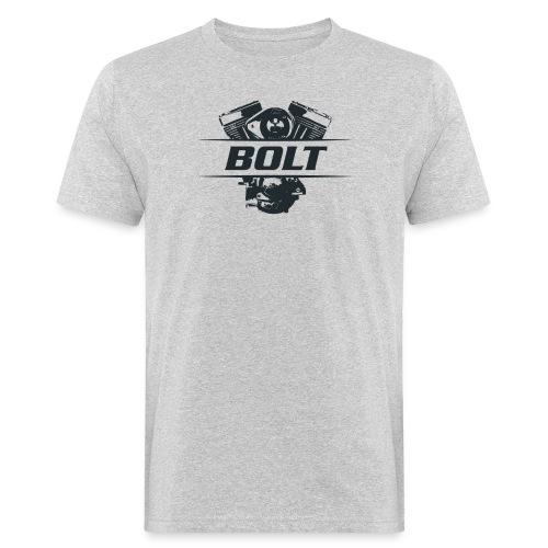 BOLT2 b final 02 trans png - Men's Organic T-Shirt