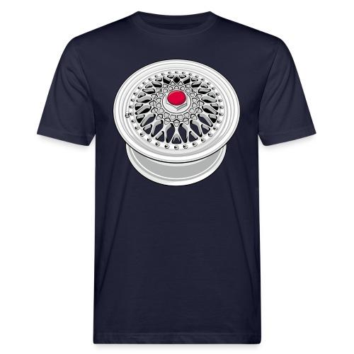 Vintage wheel - T-shirt bio Homme