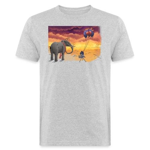 Savanna - Männer Bio-T-Shirt