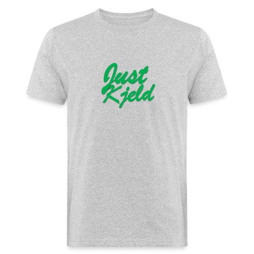 JustKjeld - Mannen Bio-T-shirt