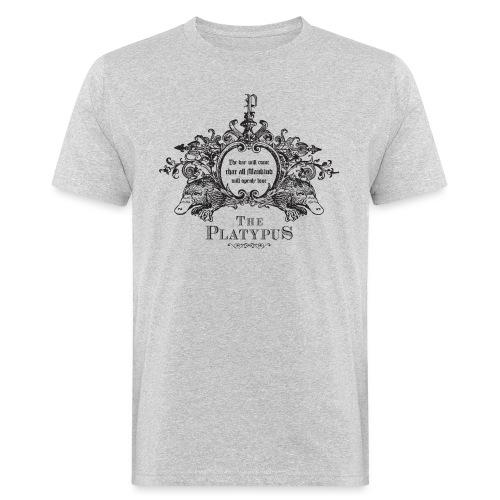 Platypus - Mannen Bio-T-shirt