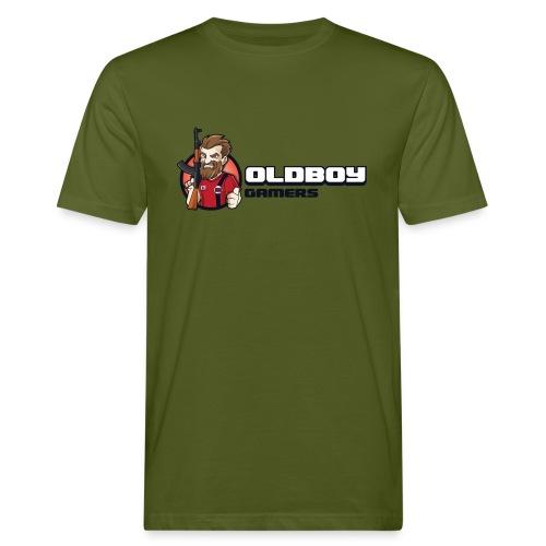 Oldboy Gamers Fanshirt - Økologisk T-skjorte for menn