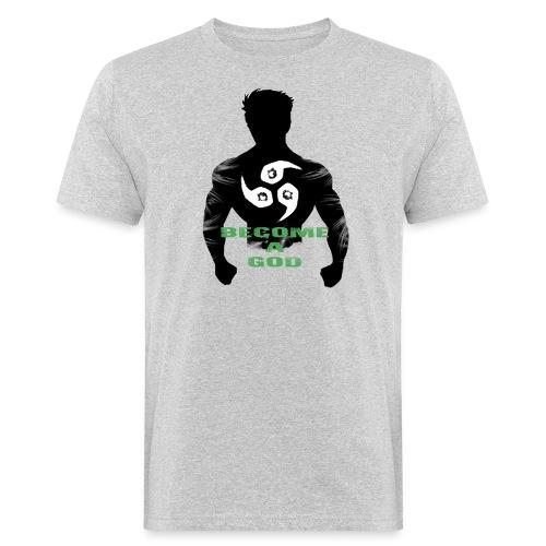 Raijin Become_A_God - Männer Bio-T-Shirt