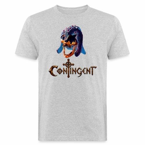 Contignent Logo - Men's Organic T-Shirt