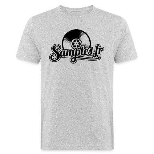 logonoir - T-shirt bio Homme