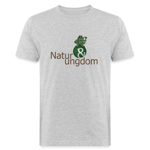 logo t shirt art fro morsoe02 png - Organic mænd
