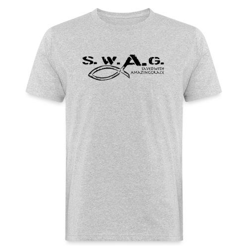 SWAG Art - Männer Bio-T-Shirt