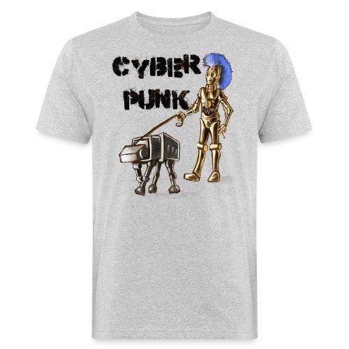 cyberpunk - T-shirt ecologica da uomo