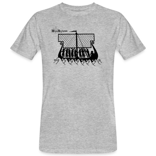 Transparent Boat - Men's Organic T-Shirt