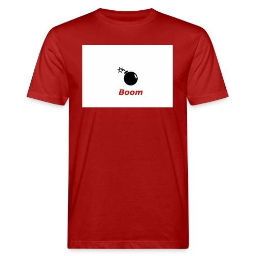 Bomba - Ekologiczna koszulka męska