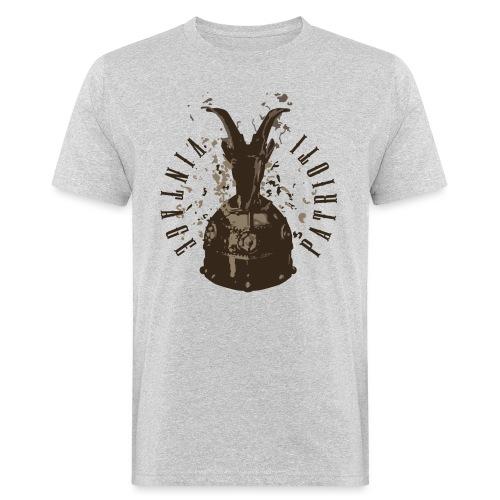 Patrioti Vintage Skenderbeg - Männer Bio-T-Shirt
