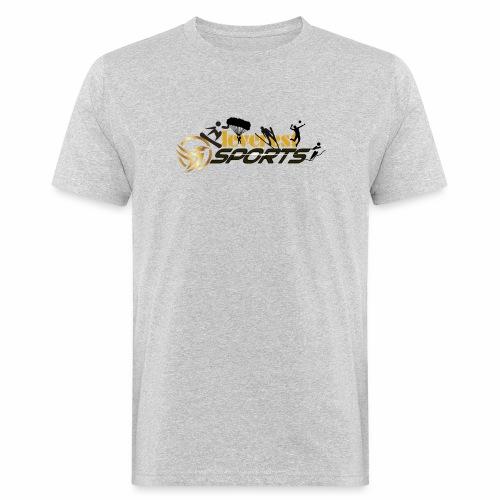 Leverest Sports - Männer Bio-T-Shirt