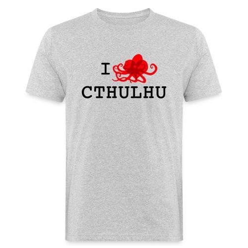 ilovecxthulhu png - T-shirt bio Homme
