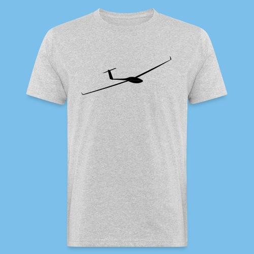 Segelflugzeug GP14 Segelflieger Geschenk gleiten - Männer Bio-T-Shirt