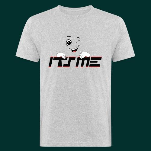 Faccia che ride - T-shirt ecologica da uomo