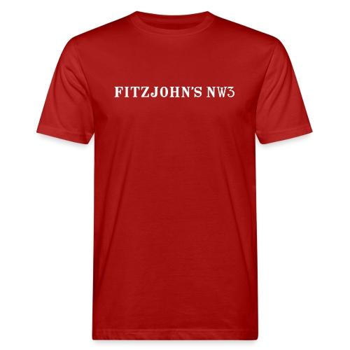 Fitzjohn's NW3 - Men's Organic T-Shirt