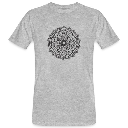 Mandala 3 - T-shirt bio Homme