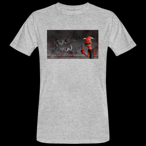 fuck you. - T-shirt ecologica da uomo