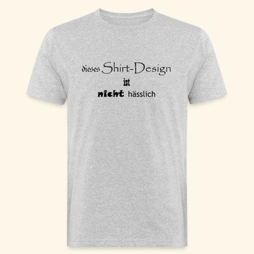 test_shop_design - Männer Bio-T-Shirt