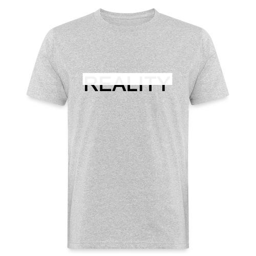 Reality - Camiseta ecológica hombre