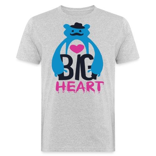 Big Heart Monster Hugs - Men's Organic T-Shirt