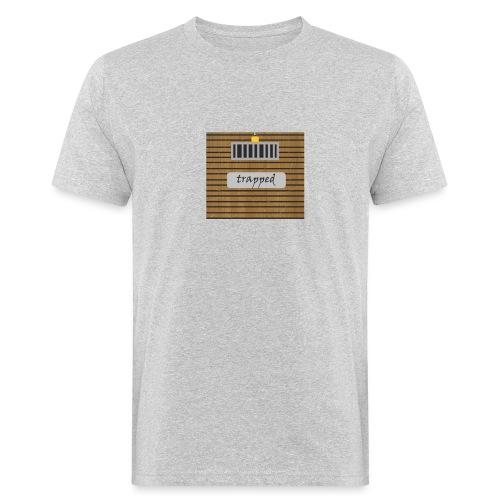 Locked box - Men's Organic T-Shirt