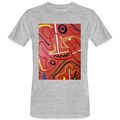 Antonius' Afrika2 - Camiseta ecológica hombre