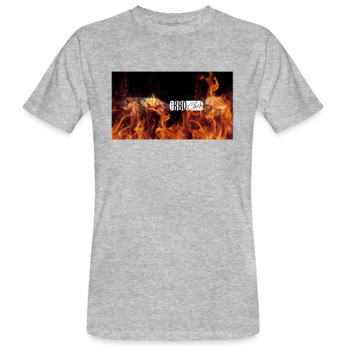 Barbeque Chef Merchandise - Men's Organic T-Shirt