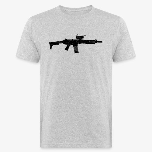 Automatkarbin 5C (Ak5C) - Swedish Assault Rifle - Ekologisk T-shirt herr
