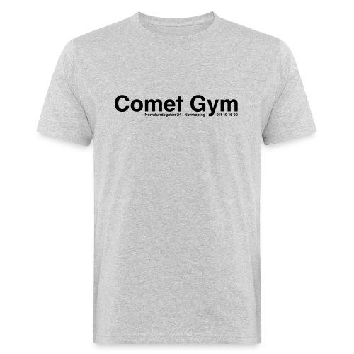 cometgym logga - Ekologisk T-shirt herr