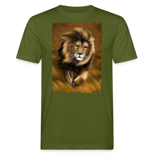 Il vento della savana - T-shirt ecologica da uomo