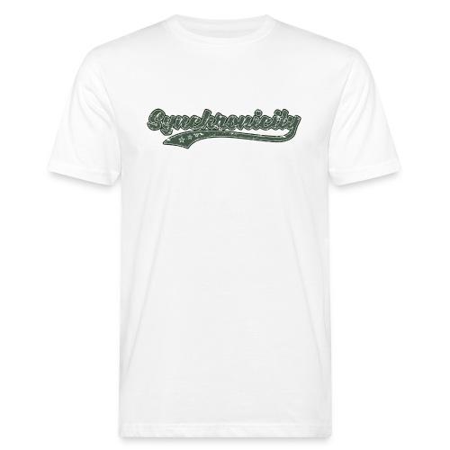 Synchronicity Vintage - T-shirt bio Homme