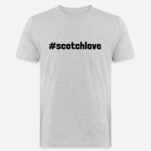 #scotchlove | Scotch Love - Männer Bio-T-Shirt