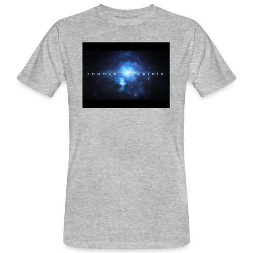 Thomas industrie - Mannen Bio-T-shirt