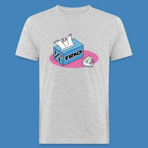 1/3e Trio - Mannen Bio-T-shirt