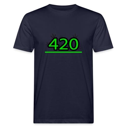 420 - T-shirt bio Homme