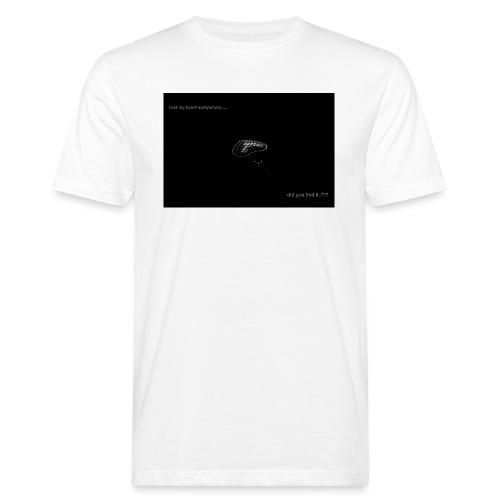 Lost Ma Heart - Men's Organic T-Shirt