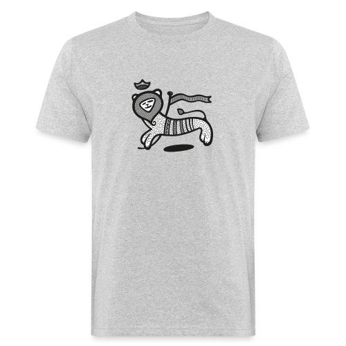 Conquering Lion - Männer Bio-T-Shirt