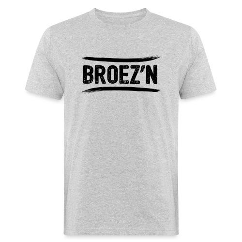 broez'n - Mannen Bio-T-shirt