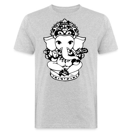 Wee Ganesh - Men's Organic T-Shirt