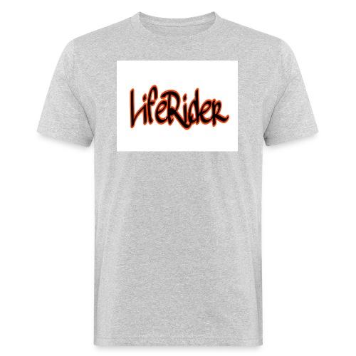 LifeRider - Männer Bio-T-Shirt