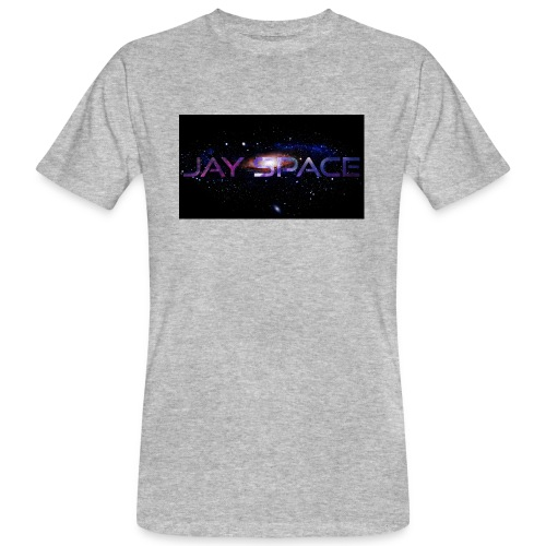 Jay Space - Miesten luonnonmukainen t-paita